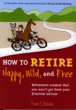 Retirement Money Book on The Money Cafe
